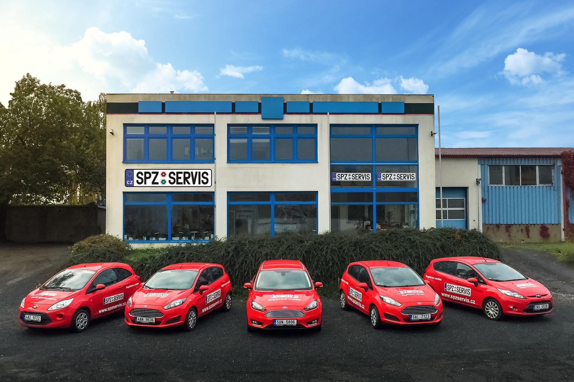 SPZ servis - registrace vozidel, evidenční kontroly, přepis aut