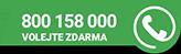 Volejte zdarma 800158000 - SPZ servis: Specialista na registrace vozidel