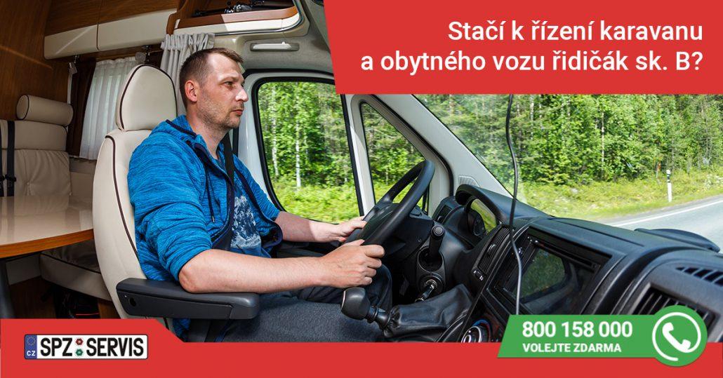 SPZ_ridicaky karavany