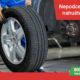 Nepodceňujte správné nahuštění pneumatik