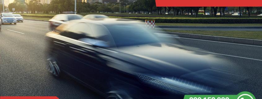 Omezovače rychlosti v autech jako povinná výbava