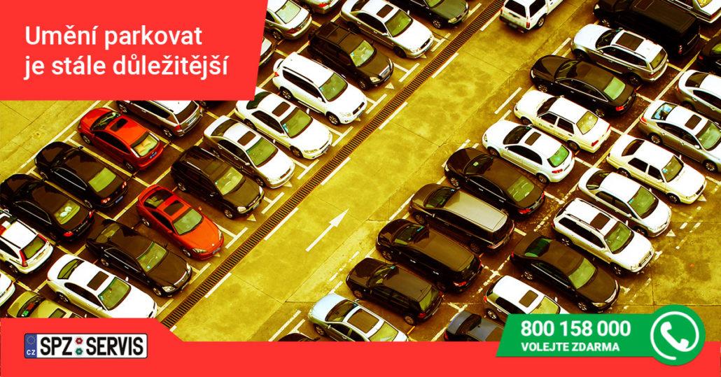 jak správně parkovat