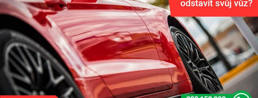 Plánujete na čas odstavit své auto?