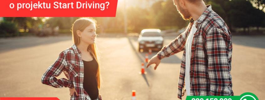 Bezplatný kurz pro začínající řidiče